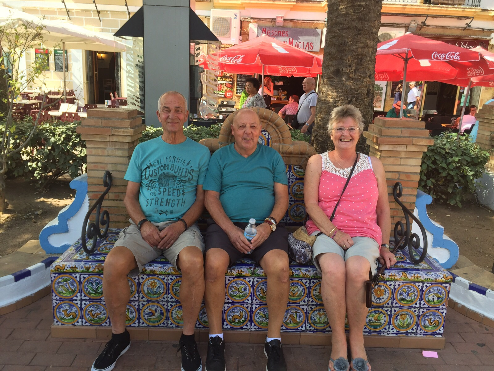 Guests in Ayamonte