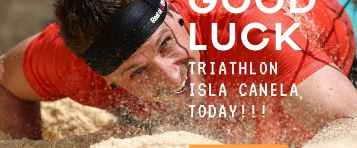 Good Luck – Triathlon