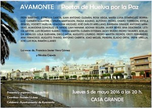 Poetry For Peace – Ayamonte