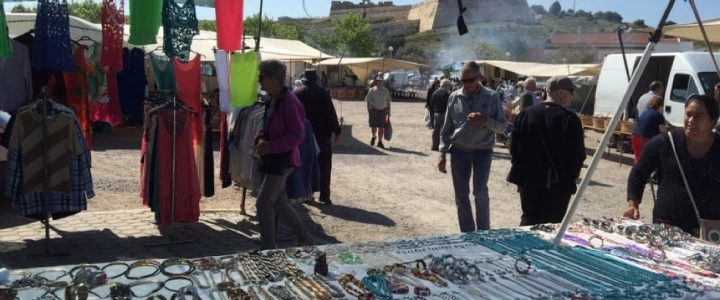 Market Day Today Castro Marim