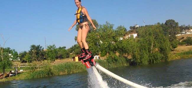 What to do in IslaCanela – Day trips – Head Up River For Flyboarding